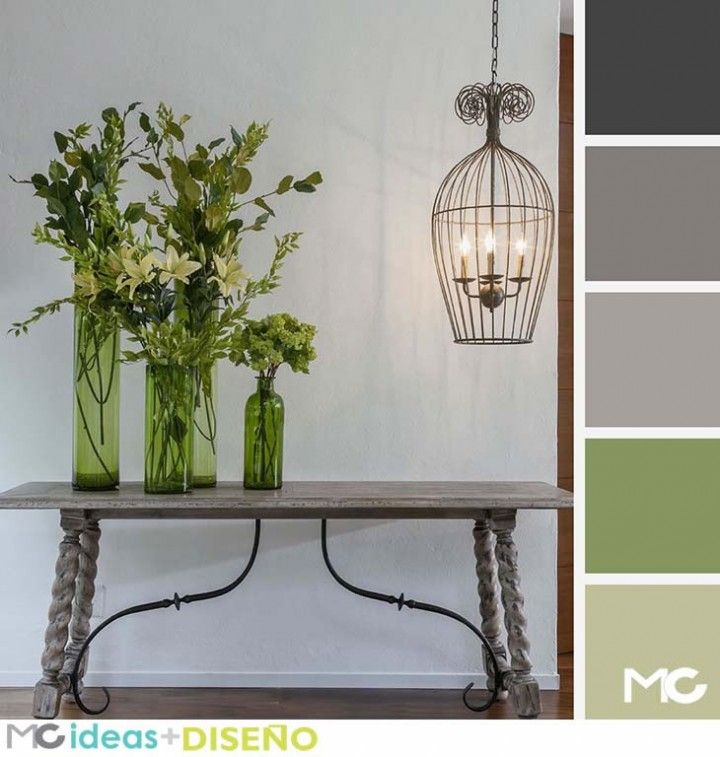 Ideas interiorismo colores neutros