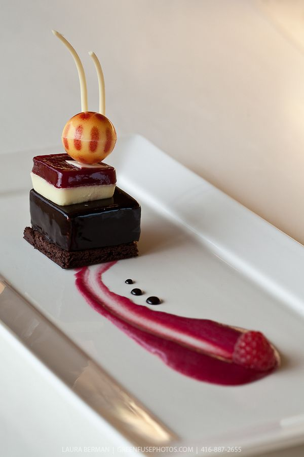 Plated Desserts at the Canadian Intercollegiate Chocolate ...
