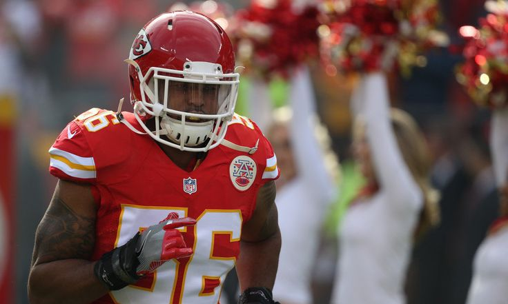 "Chiefs' LB Derrick Johnson agrees to a pay cut = Linebacker Derrick Johnson, a long-time leader on the Chiefs' defense, has agreed to take a pay cut. He'll play for about $2M in 2017, clearing $4.25M for the Chiefs to use elsewhere. Yates went into a bit more detail to clarify the moves, also talking about FB Anthony Sherman's new contract, as he wrote: ""The full story on LB Derrick Johnson & FB Anthony Sherman's reworked contracts: The Chiefs – who were….."