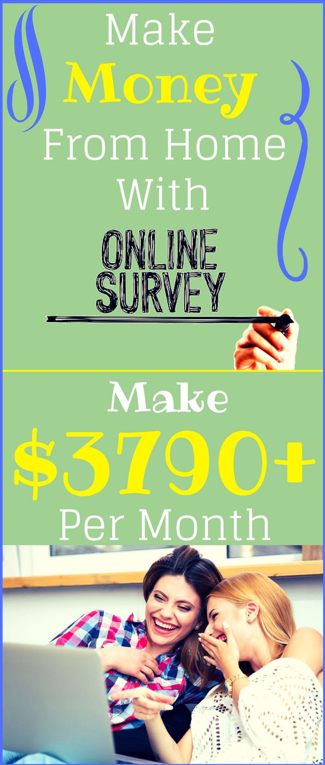 Make money online. The best way to earn passive income online from home by sharing your opinion. Work from home and earn $3790 per month with genuine methods. Click the pin to see how >>>