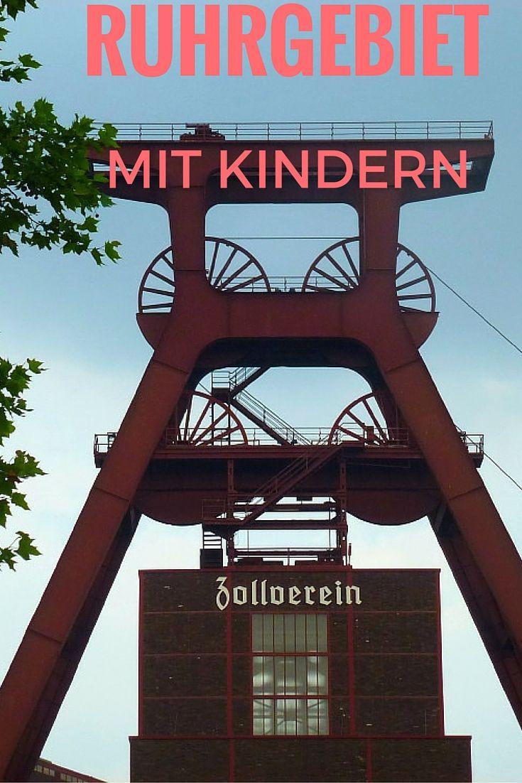 Spannendes Revier! 10 Gründe, mit Kindern in den Ruhrpott zu reisen. #Ruhrgebiet #Ruhrpott #NRW #ReisenmitKind