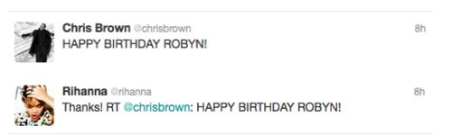 Chris Brown Tweets Rihanna On Her Birthday And She Responds   www.co-signed.co.uk