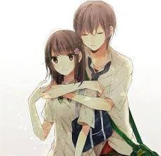 imagenes de parejas de animes enamorados - Buscar con Google