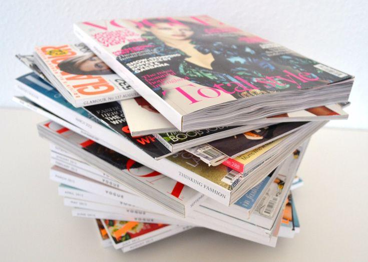Новая жизнь для старых журналов | Seeds for Kids