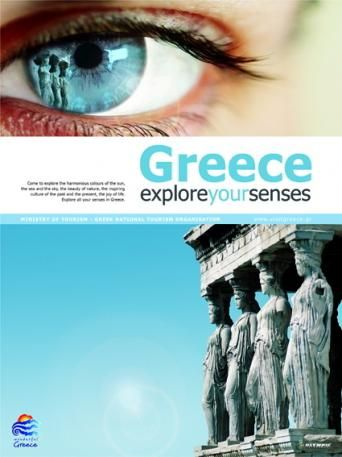 VISIT GREECE | Posters GNTO 2000-09