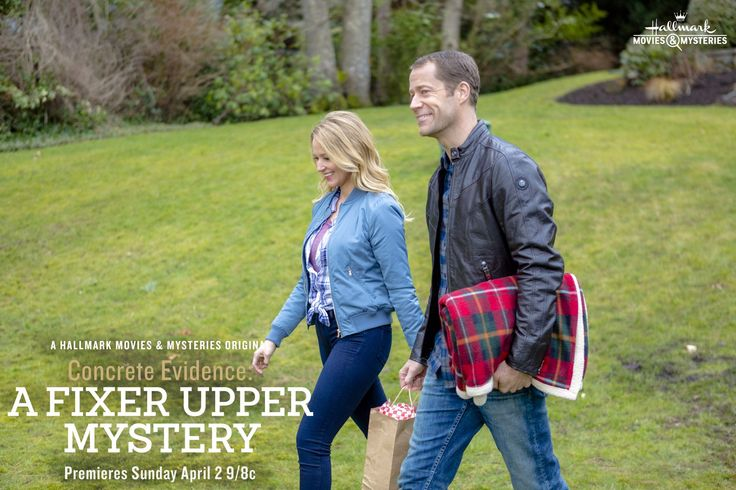 "Tune-in to Hallmark Channel's Movies & Mysteries ""Framed for Murder: A Fixer Upper Mystery"" this Sunday, April 2nd at 9pm/8c! #SLEUTHERS…"