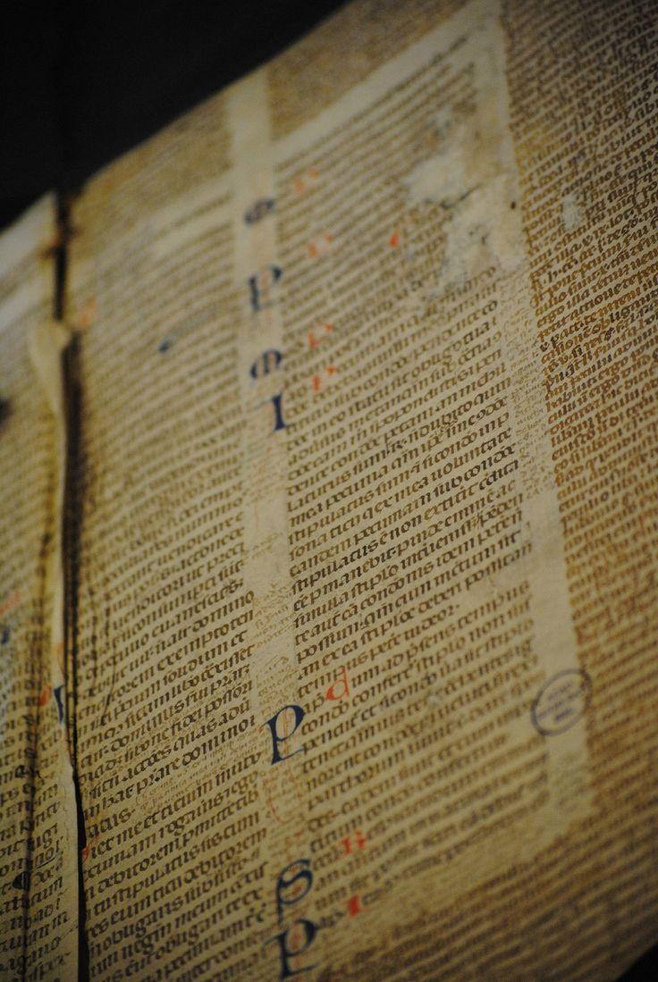 Leiden, University Library, BPL 2888 (Italy, 13th century)