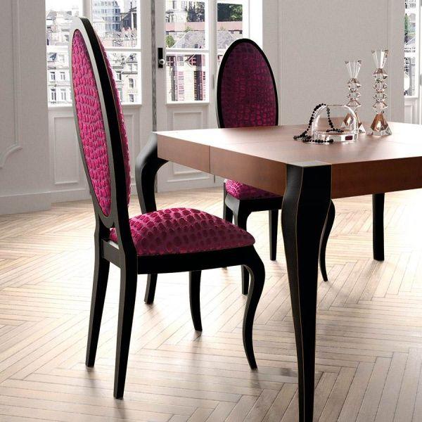 elegir las sillas para el comedor