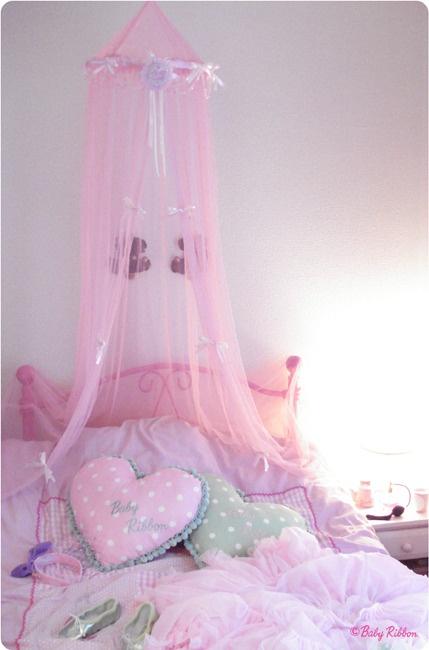 Fairy Kei style room