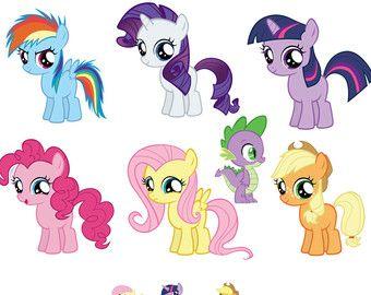 Mi pequeño Pony princesa sistema a Luna por KewlWallStickers