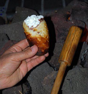 Campfire Éclairs