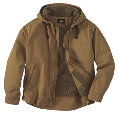 Redhead jackets with hood