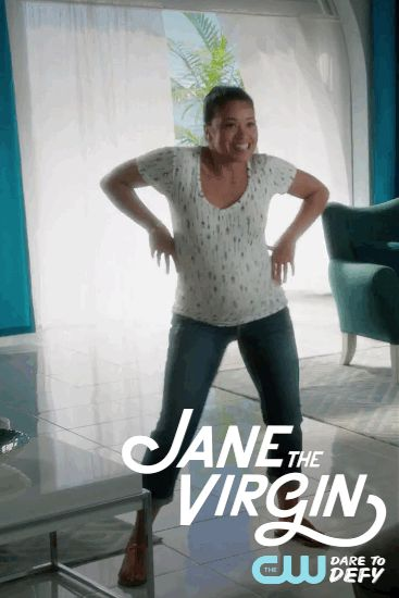 Jane Villanueva's life is as dramatic and outrageous as the telenovelas she grew up watching…and it's about to get crazier! Fall in love with Gina Rodriguez all over again when the new season of Jane The Virgin premieres Monday, October 12, 2015 at 9/8c on The CW.