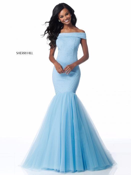 41 best Sherri Hill 2018 images on Pinterest   Prom dresses, Gown ...