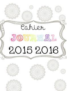 Cahier Journal Version 2015/2016