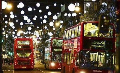 Planet Stars: Άρωμα... Χριστουγέννων στο Λονδίνο (pics)