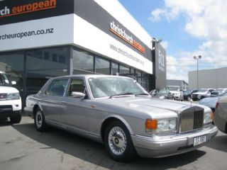 Rolls-Royce Silver Spur Sedan Silver Metallic 1998 for Sale - Autotrader New Zealand