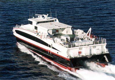 Ferry and express boat timetables to Lofoten - Hurtigbåt Svolvær