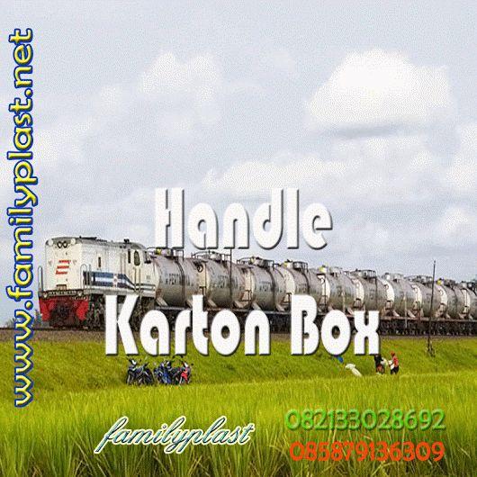 Animasi Foto Handle Karton Box. Handle Plastic. Handle Doz. Handle Kemasan.#handle, #karton, #box, #doz, #kemasan, #pack, #hangtag, #familyplast, #familyplastic