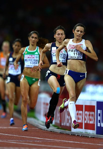 Jo Pavey in 22nd European Athletics Championships: Day 1
