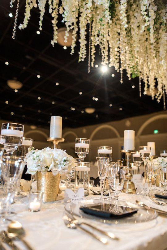 Glamorous Winter Wedding at Casa Real at Ruby Hill Winery