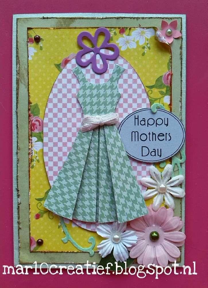 moederdagkaart maken - Google zoeken