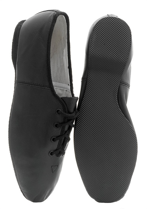 Bloch 462 Essential Jazz Shoes. Lace up leather jazz shoe with full rubber sole. Slip on Leather & Mesh upper Jazz Shoe with an elastic lacing system for a secure fit. Rubber split sole. Price from £13.95 at www.dancinginthestreet.com Suitable for many types of dance including Jazz, Contemporary, Hip Hop, Street as well as Exercise, Gym & Zumba Fitness