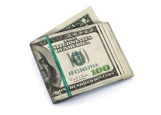 Dolarowy portfel