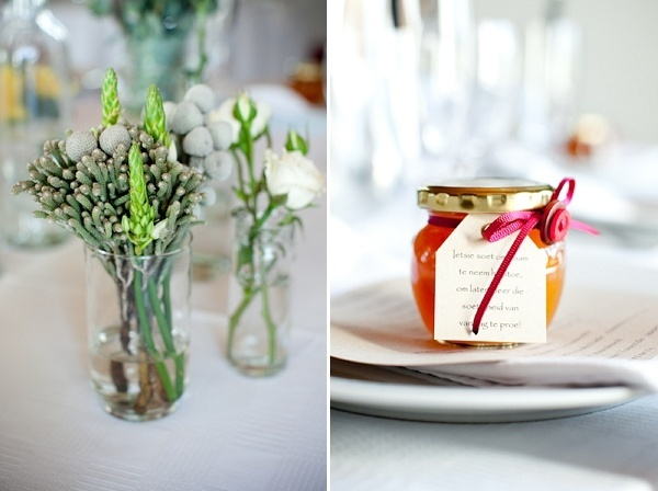 fynbos wedding flowers // photography Monica Dart