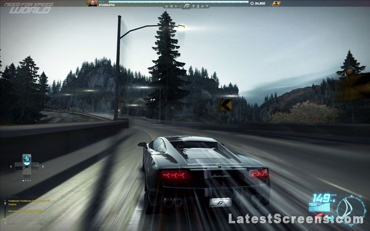 Need for Speed World PC Game Screenshots