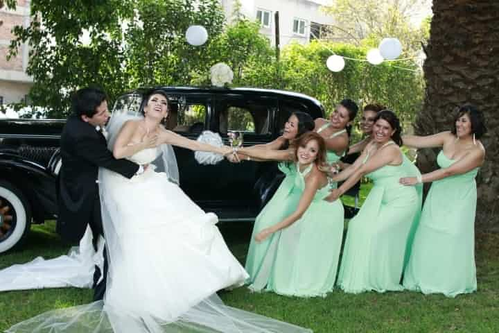 ¿Cuáles son las funciones de la dama de honor? - bodas.com.mx