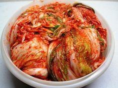 白菜(ペチュ)キムチの作り方