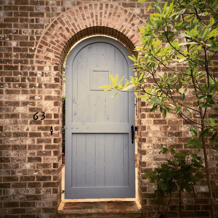 Garden gate- Hedgewood home