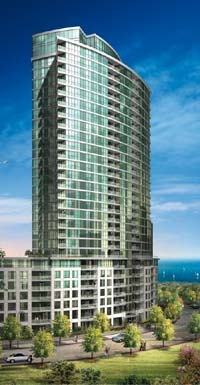 On The Go Mimico is a first Hybrid Condo Project at Etobicoke Waterfront with Go Station at the door steps. Pricelist  Floor plans for On the Go Mimico Condos.