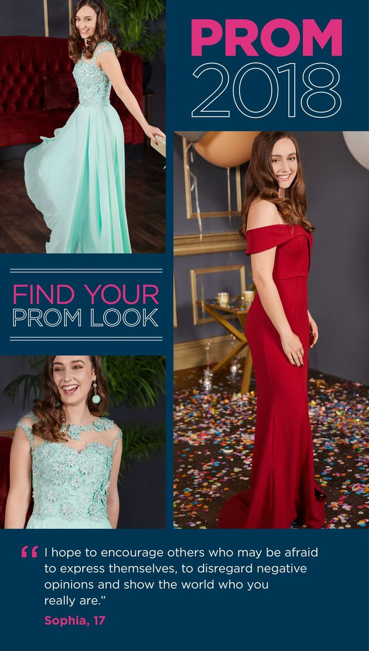 With an outgoing, motivated and creative personality, Sophia, wanted a prom  dress that would express her personal style. For prom night, she chose a  pastel ...