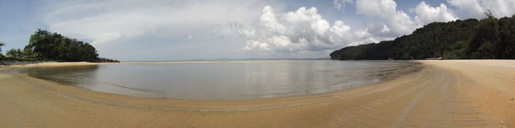 Pentai Beach, Cherating, Kwantan Malaysia