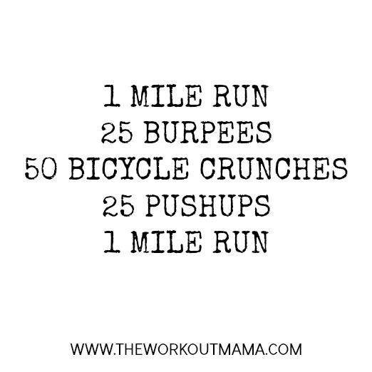 CrossFit Inspired Cardio