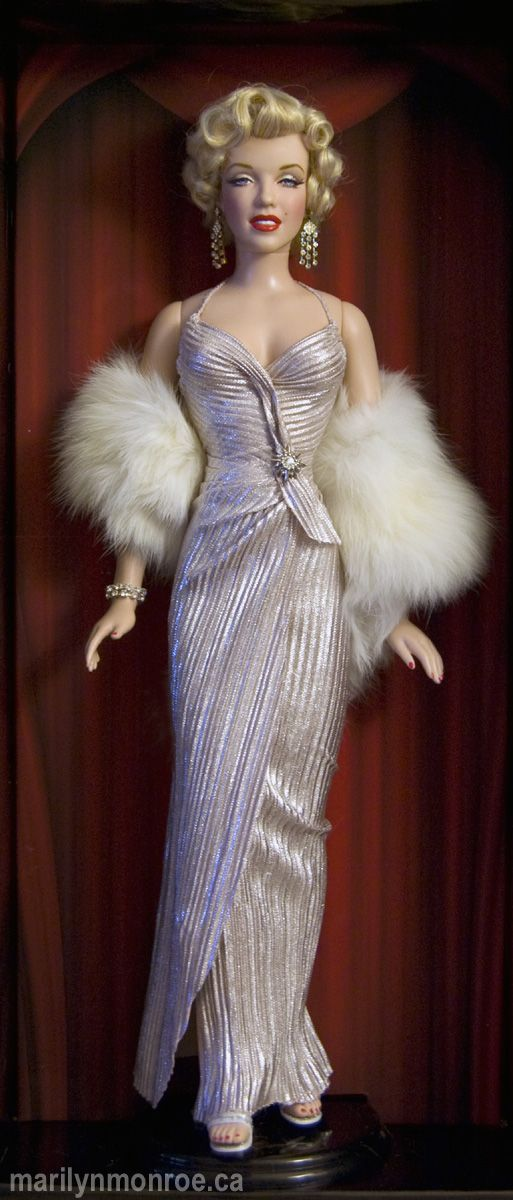 kim+goodwin+dolls | The MarilynGeek Blog: New Kim Goodwin Doll
