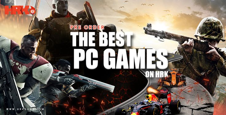 Pre Order the most anticipated #PCGames of 2017 such as #F12017, #Destiny2 and #CallofDutyWWII from HRK Game, the best place for online #game key purchases. VISIT: https://www.hrkgame.com/newsroom/pre-order-best-pc-games-coming-hrk-game/