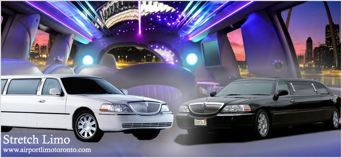 Stretch Limo is also the part of our luxurious vehicles that are included in the taxi fleet of Airport Limo Toronto. This Limo can be hired anytime through our online portal 24/7 by filling out a simple reservation form and therefore, there is no need to go somewhere to book such a luxurious vehicle for your journey.