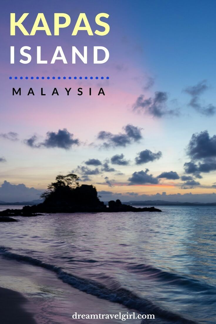 Malaysia travel: Pulau Kapas (Kapas Island) is a hidden gem, a quiet tropical paradise in the east coast of Malaysia. Beautiful beaches, relaxing and not crowded. A great alternative to the famous Perhentian islands.