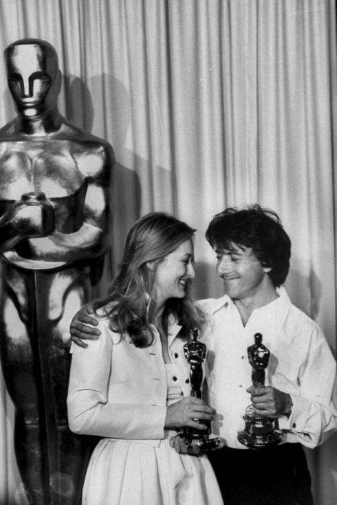 Dustin Hoffman, Meryl Streep - for Kramer vs. Kramer (1979)