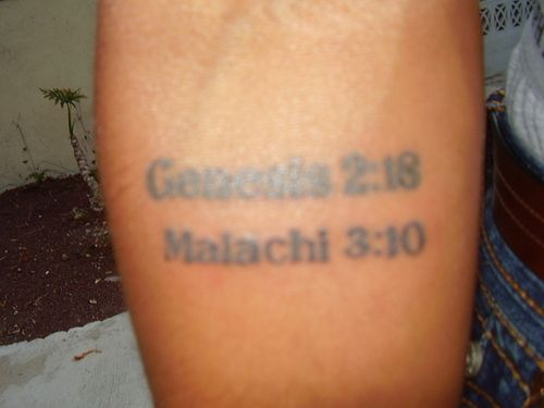 99 best christian tattoos images on pinterest christian for Does the bible say no tattoos