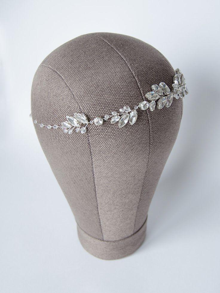 Dummy, mannequin, textiles dummy, Ivory bridal. Bridal tiara Eliana, bridal accessories, weddings, bride, bridal, floralheadpiece, wedding fashion, hairpieces, boho, by IvoryBridal on Etsy