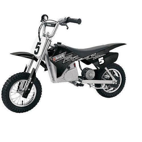 kids razor mx350 electric dirt bike motocross bike