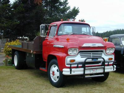 classic service truck