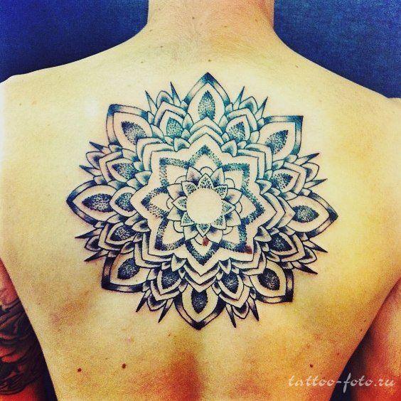 татуировка мандала - Пошук Google