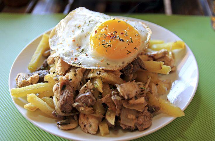 La Chorrillana: puro sabor de Chile, para el mundo.