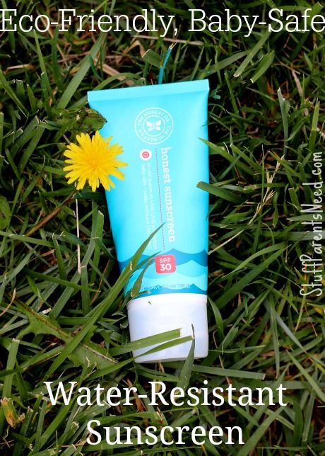 I am loving this eco-friendly suncscreen from The Honest Company. It's also baby-safe sunscreen! And I let you in on how to get it for almost half of the retail price :-)