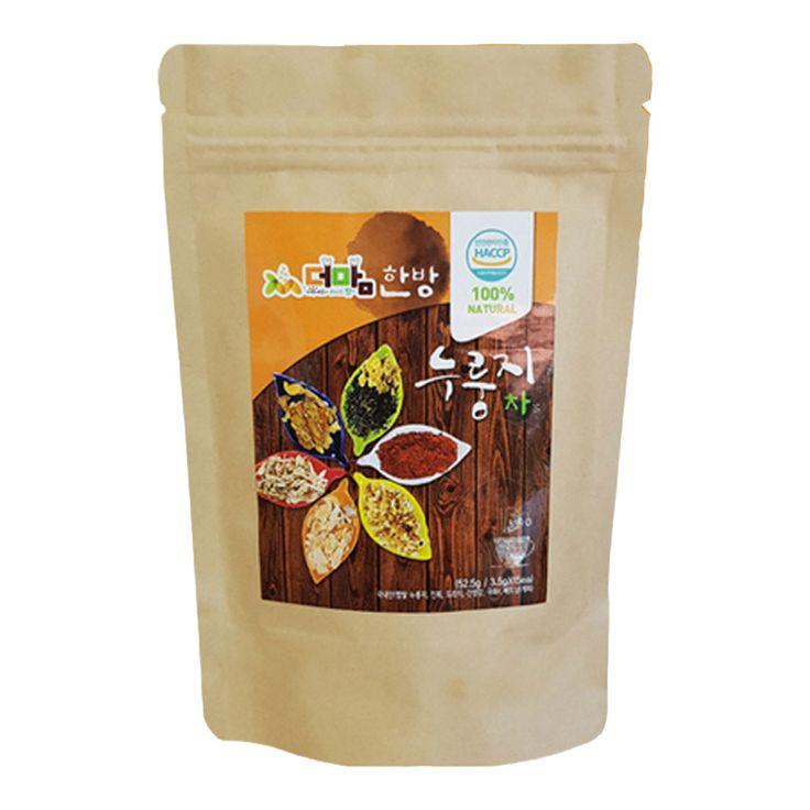Give me more Rice Mom Oriental Nurungji Tea Sampler with Medicinal Herbs, Pack of 3, 45 Tea bags